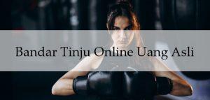 Bandar Tinju Online Uang Asli