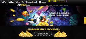 Website Slot & Tembak Ikan