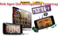 Web Agen Slot Microgaming Terpercaya