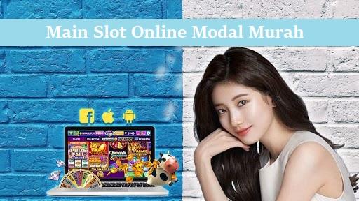 Main Slot Online Modal Murah
