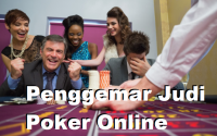 Penggemar Judi Poker Online